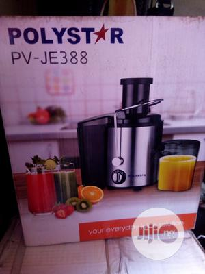 Original Polystar Juice Extractor. 400watts. | Kitchen Appliances for sale in Lagos State, Ojo