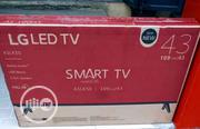 LG 43inch 4k Smart Television | TV & DVD Equipment for sale in Lagos State, Lekki Phase 1