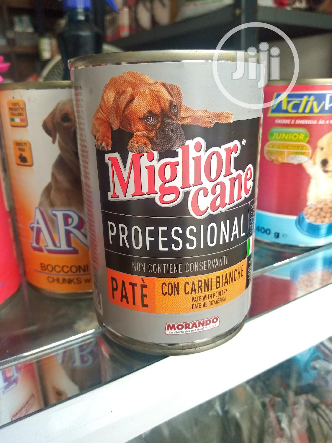 Canned Dog Foods | Pet's Accessories for sale in Utako, Abuja (FCT) State, Nigeria