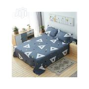 Beautiful Duvet,Bedsheet With 4 Pillow Cases-7x7 | Home Accessories for sale in Lagos State, Ikeja