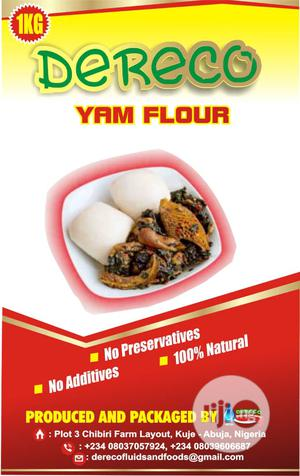 Yam Flour 1kg | Meals & Drinks for sale in Abuja (FCT) State, Galadimawa