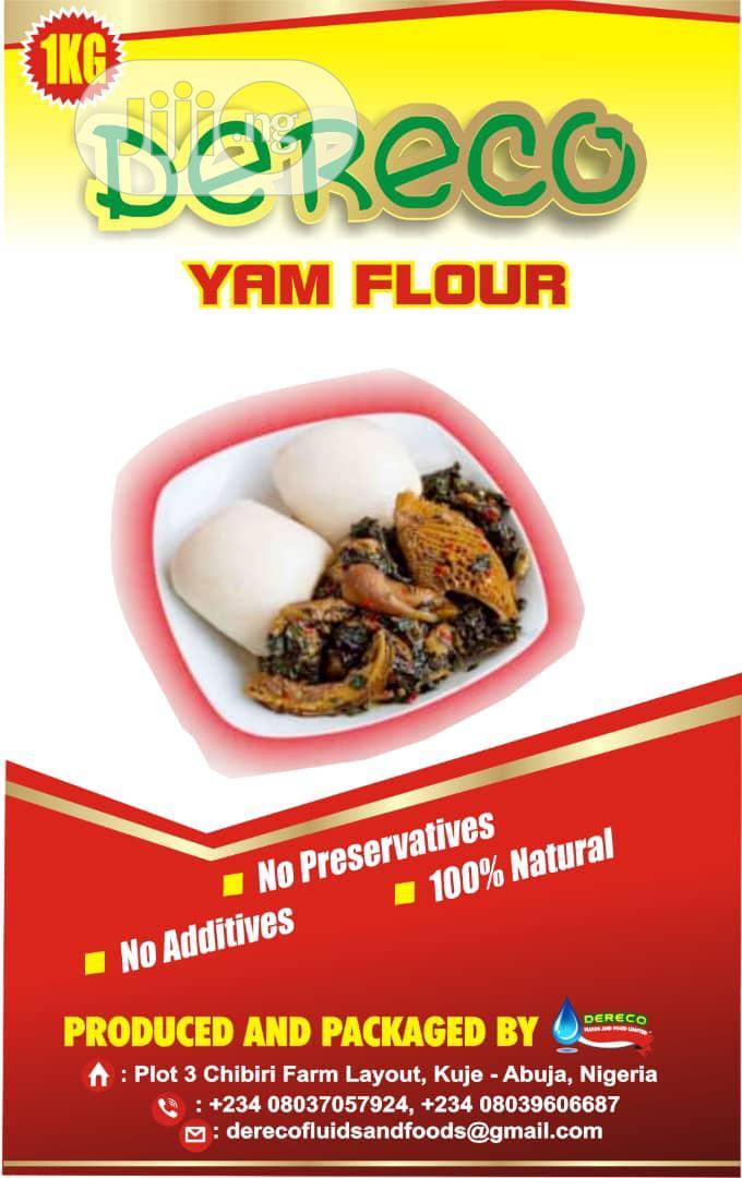 Yam Flour 1kg