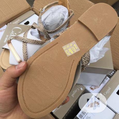 Rose Gold Sandal | Shoes for sale in Isolo, Lagos State, Nigeria