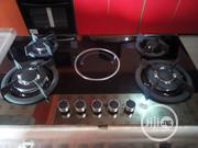 Phima Hob 5 Burner Gas Auto Iginition For Modern House + 5 Years | Kitchen Appliances for sale in Lagos State, Ikoyi