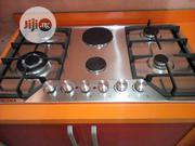( Cabinet ) Phima 4gas and 2 Hot Plate Auto Ignition for Modern House | Kitchen Appliances for sale in Lagos State, Ikoyi