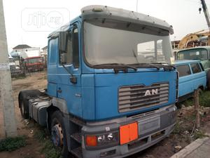 Man Tractor Head.   Heavy Equipment for sale in Lagos State, Apapa