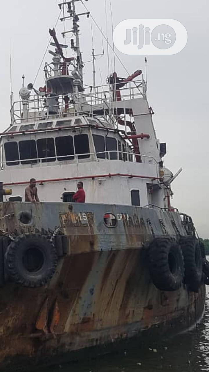 Scrap Vessel For Sale | Watercraft & Boats for sale in Port-Harcourt, Rivers State, Nigeria