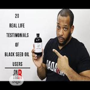 Black Seed Oil 125 ML | Vitamins & Supplements for sale in Lagos State, Alimosho