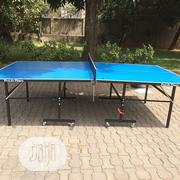 Brand New Outdoor Movable Table Tennis Board | Sports Equipment for sale in Bayelsa State, Brass