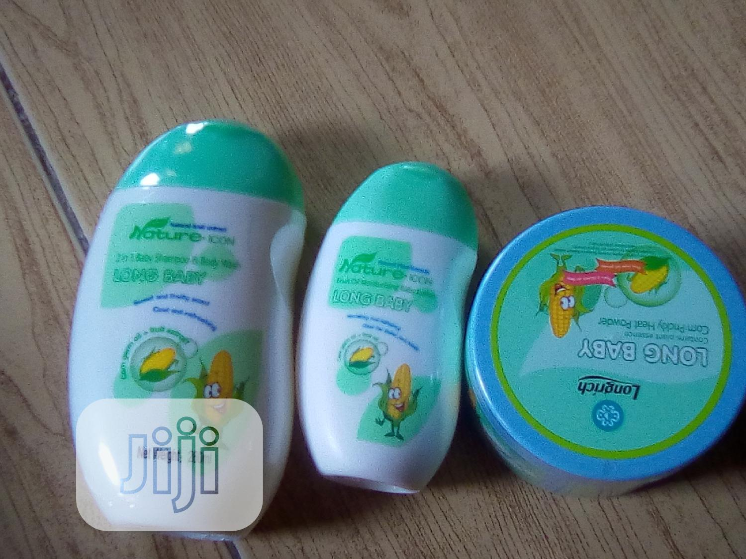 Long Baby Body Care Combo