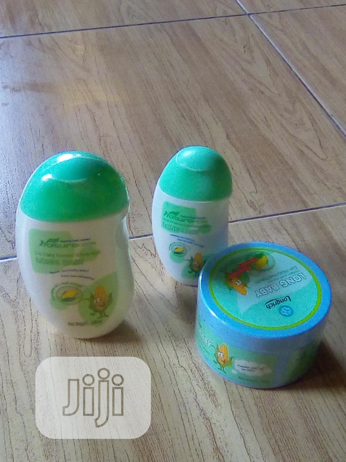 Long Baby Body Care Combo   Baby & Child Care for sale in Ajah, Lagos State, Nigeria
