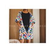 Color Block Kimono | Clothing for sale in Rivers State, Port-Harcourt