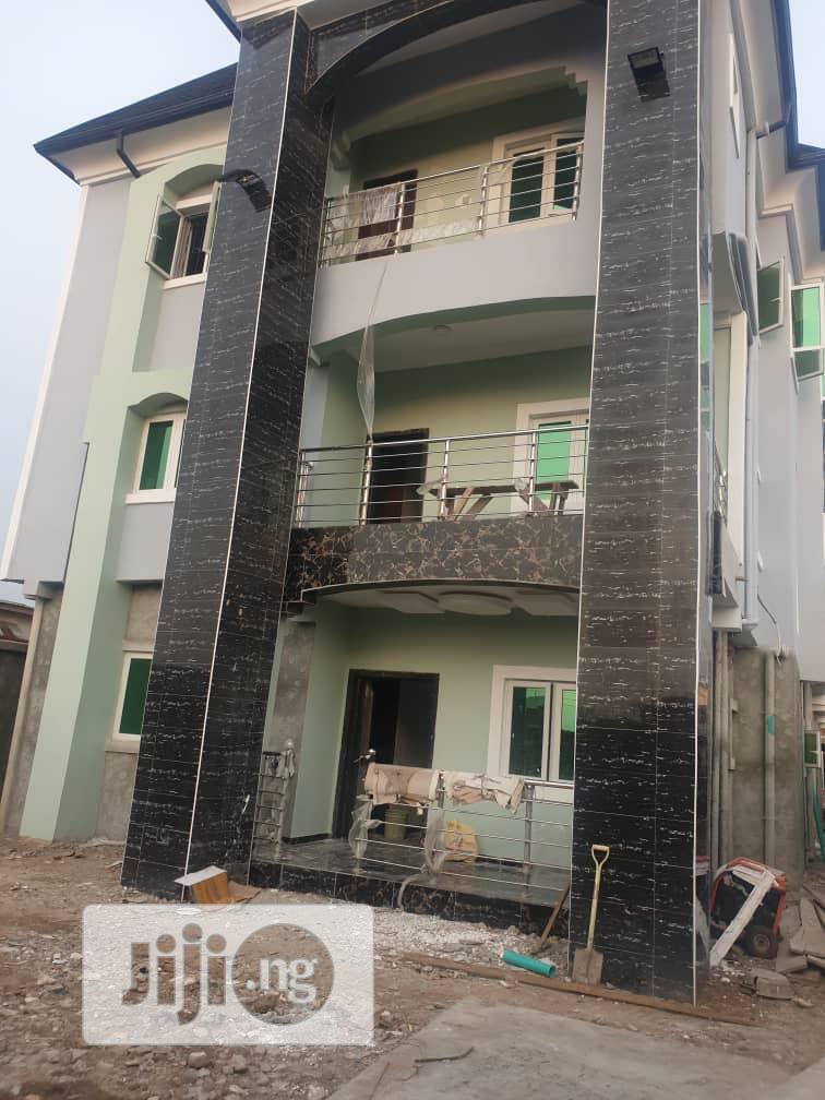 A Brand New Flat At Aguda Surulere