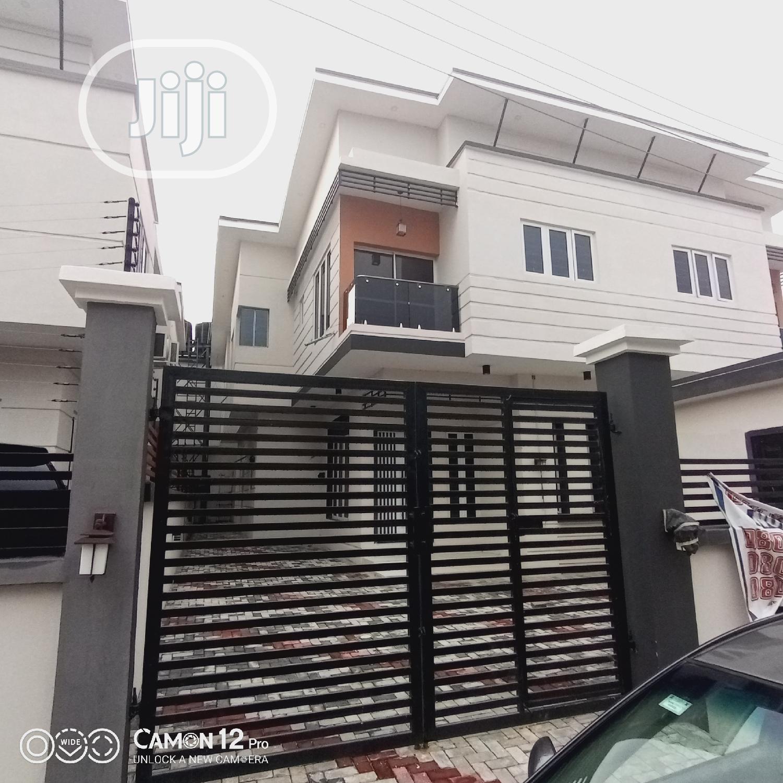 4 Sale: Brand New Semi Detached Duplex With BQ