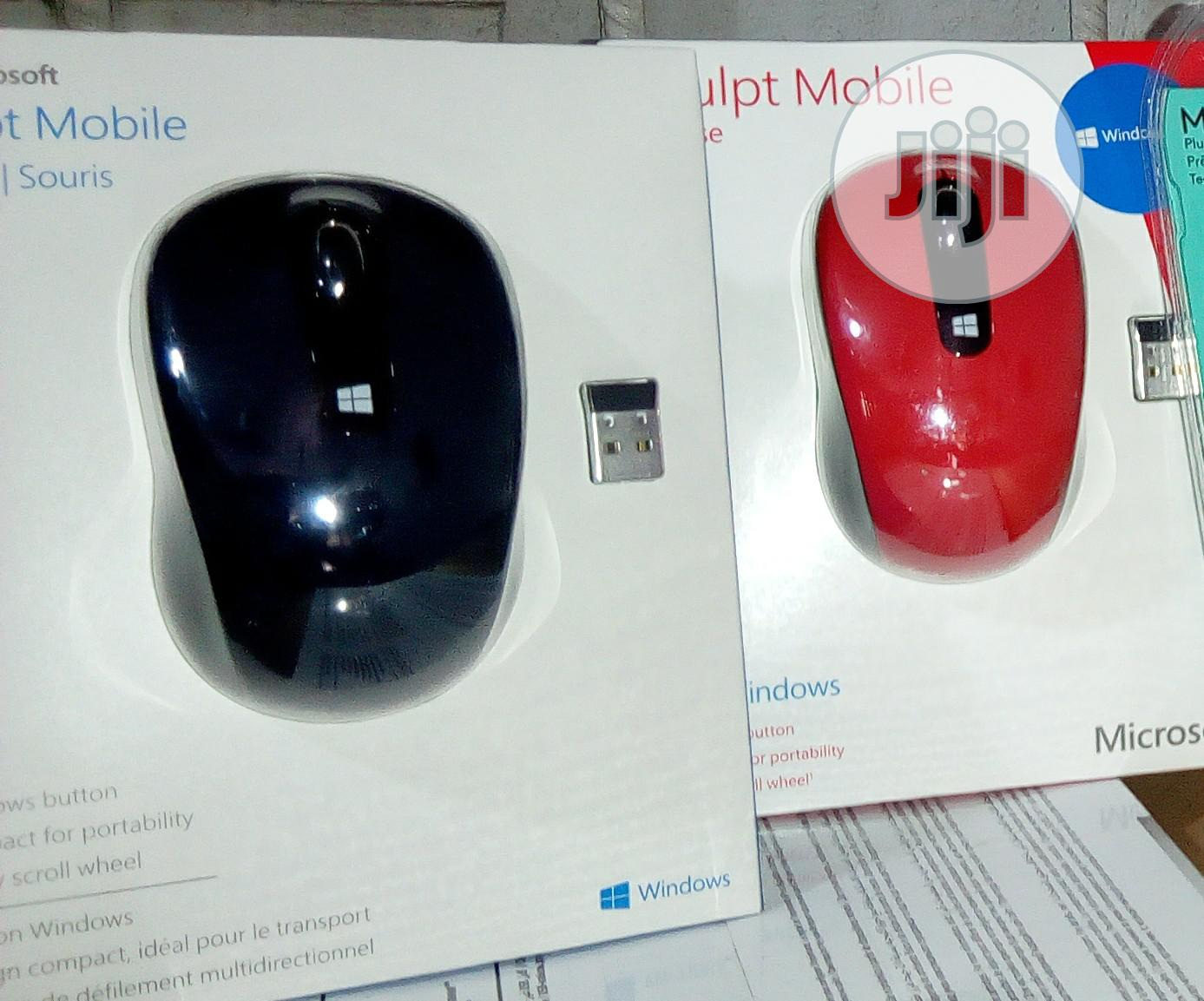 Microsoft Sculpt Mobile Mouse   Computer Accessories  for sale in Ikeja, Lagos State, Nigeria