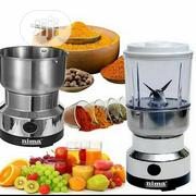 2 in 1 Nima Electric Grinder and Blender   Kitchen Appliances for sale in Lagos State, Surulere
