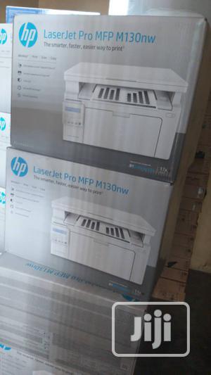HP Laserjet M130nw Printer | Printers & Scanners for sale in Lagos State, Ikeja