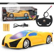 3D Knight Children Remote Control Chargeable Car | Toys for sale in Lagos State, Ikeja