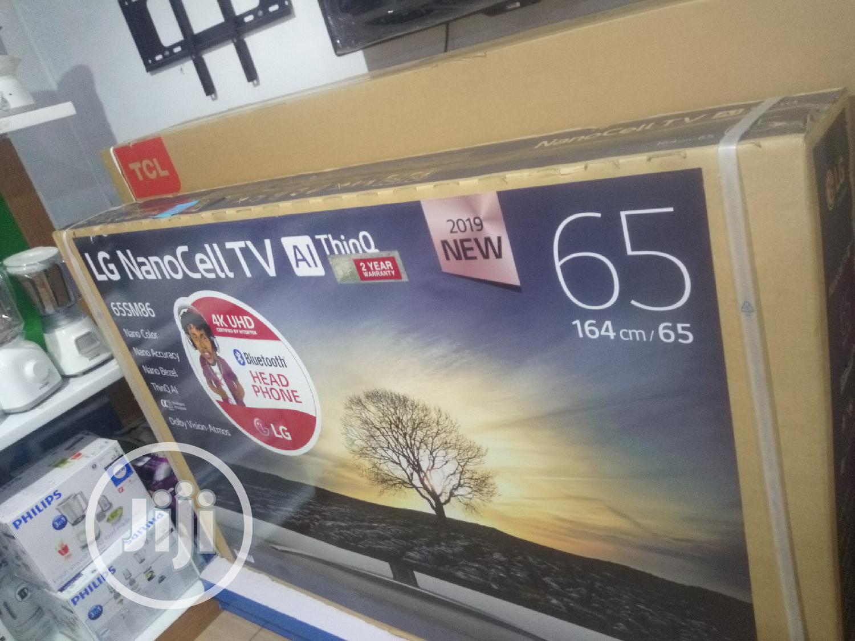 LG 65''oled 4K Smart Satellite Tv+Magic Remote-65c8 Brand: