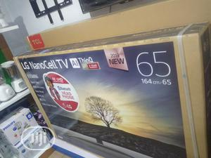 LG 65''oled 4K Smart Satellite Tv+Magic Remote-65c8 Brand:   TV & DVD Equipment for sale in Abuja (FCT) State, Wuse