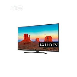 LG 75'' Smart Uhd 4K Satellite TV + Magic Remote-75uk7050 | TV & DVD Equipment for sale in Abuja (FCT) State, Wuse