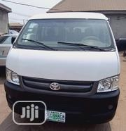 Registered Toyota HiAce Bus 2013 White | Buses & Microbuses for sale in Lagos State, Amuwo-Odofin