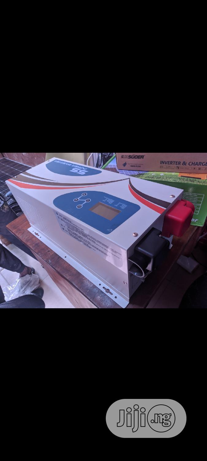 3.5kva Ss-power Inverter 24V | Electrical Equipment for sale in Ojo, Lagos State, Nigeria