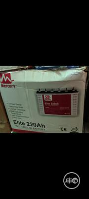 220ah Tubular Mercury Battery | Electrical Equipment for sale in Lagos State, Ojo