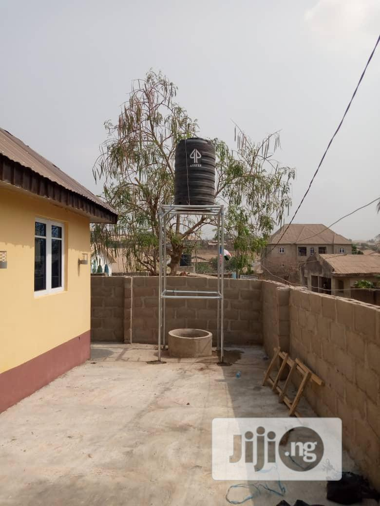 Newly Built 3 Bedroom Bungalow At Alakia Airport Area Ibadan   Houses & Apartments For Sale for sale in Ibadan, Oyo State, Nigeria