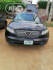 Infiniti FX35 2005 Black | Cars for sale in Lagos State, Isolo