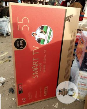 LG Led Smart Tv55inch Ful HD,Netflix,Facebook,2yrs Warranty | TV & DVD Equipment for sale in Lagos State, Ojo