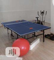 Standard Table Tennis Board With Accessories   Sports Equipment for sale in Lagos State, Lekki Phase 1