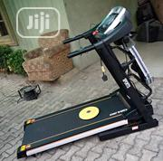 2.5HP Deyoung Electric Treadmill With Massager and Inclined   Sports Equipment for sale in Lagos State, Lekki Phase 1