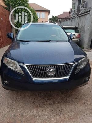 Lexus RX 2012 350 FWD Blue   Cars for sale in Lagos State, Ikeja