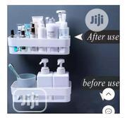Bathroom Shelve Storage Rack | Home Accessories for sale in Lagos State, Ikeja