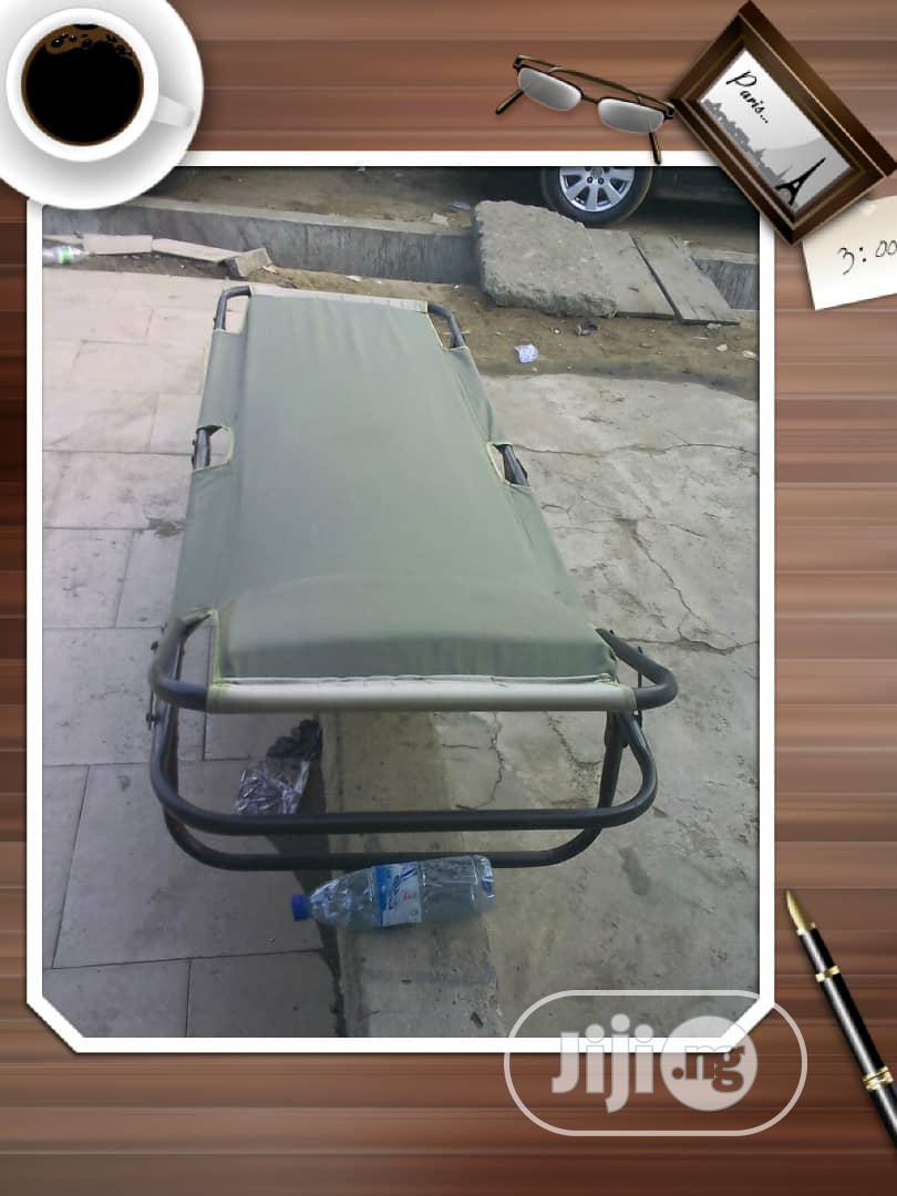 Supermax Camp Beds