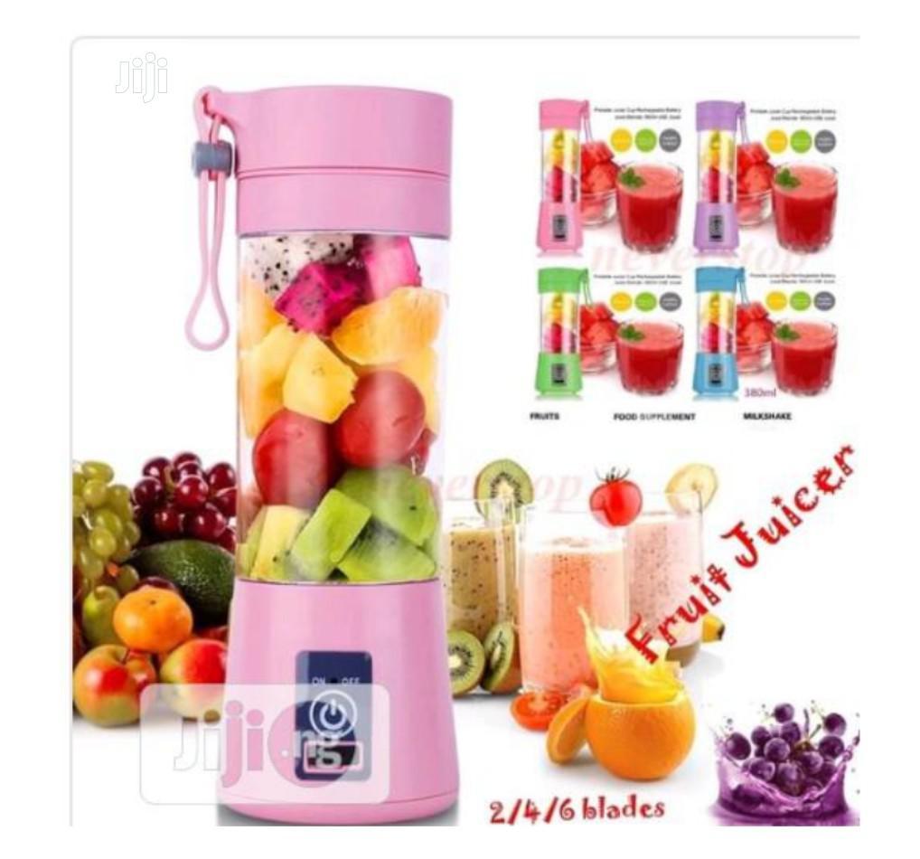 Smoothie Blender, (Multidimensional Fruit Mixer | Kitchen Appliances for sale in Ikeja, Lagos State, Nigeria
