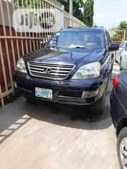 Lexus GX 2006 470 Sport Utility Black | Cars for sale in Lagos State, Ipaja