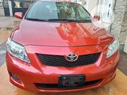 Toyota Corolla 2010 Red | Cars for sale in Lagos State, Maryland