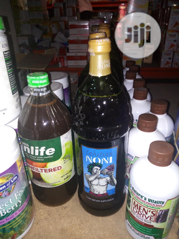 MORINDA Tahitian Noni Original | Vitamins & Supplements for sale in Wuse 2, Abuja (FCT) State, Nigeria