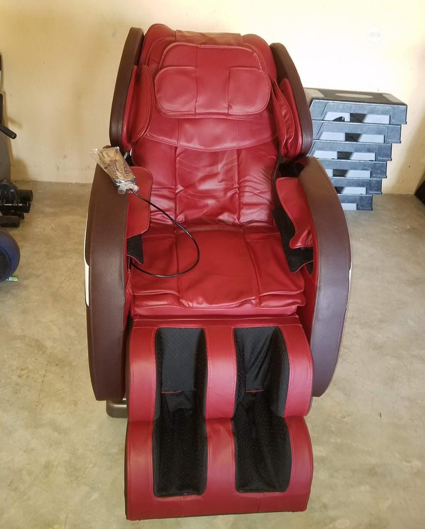 Deluxe Chair Massage Brand New Imported