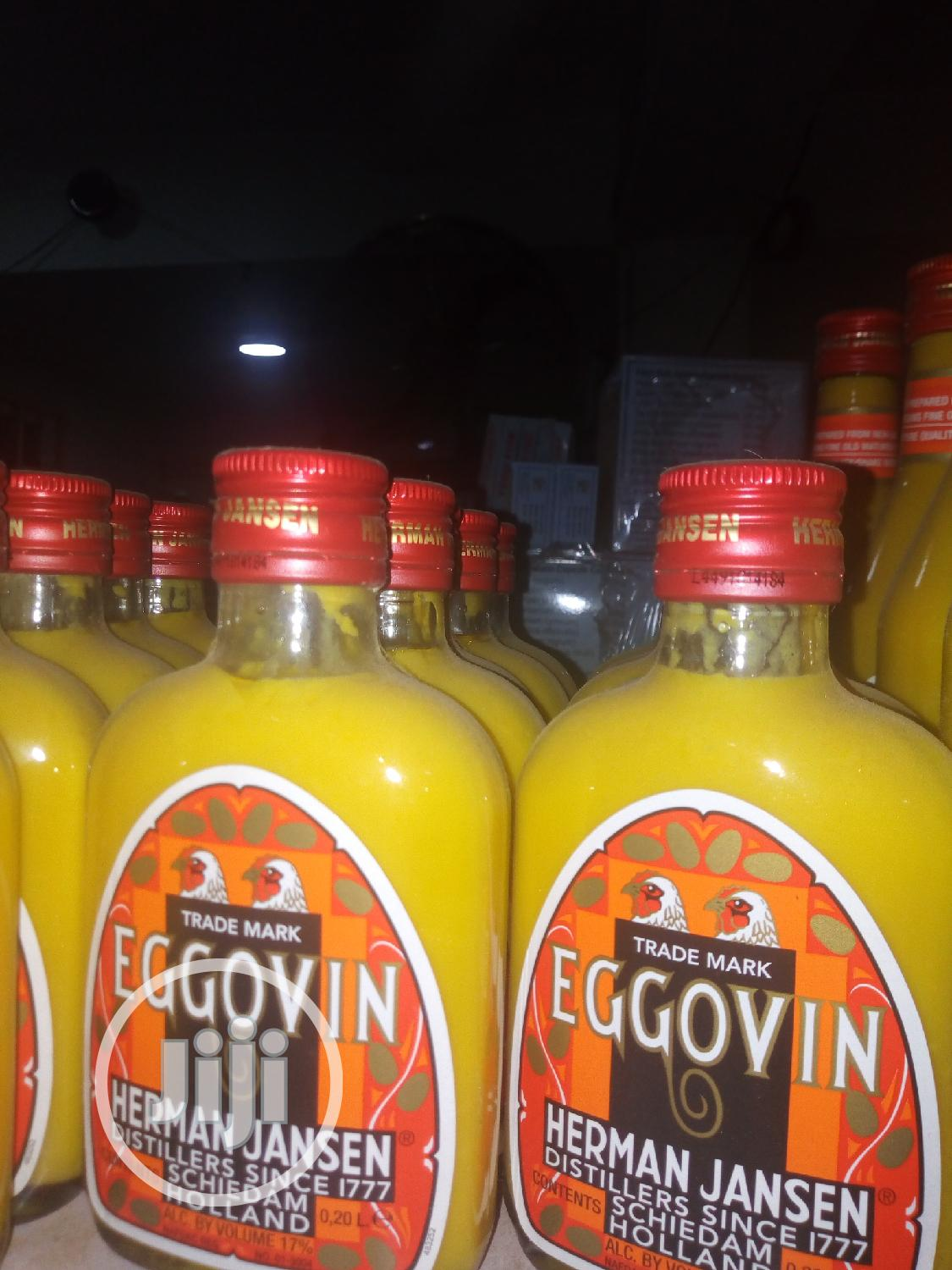 Eggovin Is Prepared From Newly Laid Eggs Which Makes Weight Gain