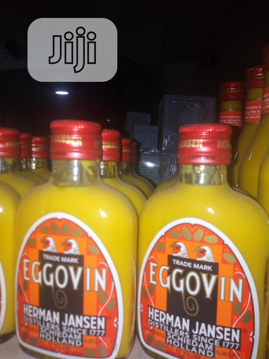 Eggovin Is Prepared From Newly Laid Eggs Which Makes Weight Gain | Vitamins & Supplements for sale in Wuse 2, Abuja (FCT) State, Nigeria