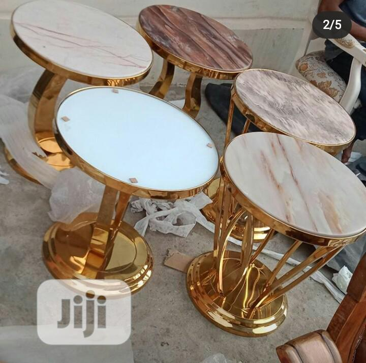 Archive: Quality Marble Centre Table
