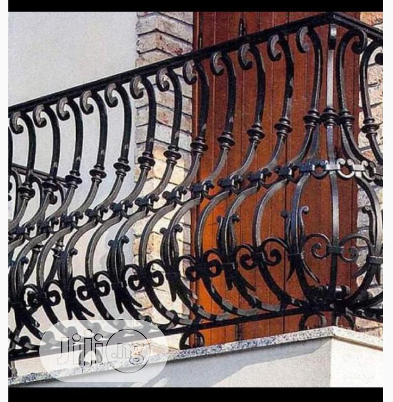 Wroght Iron Handrail