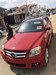 Mercedes-Benz GLK-Class 2010 350 4MATIC Red | Cars for sale in Lagos State, Oshodi-Isolo