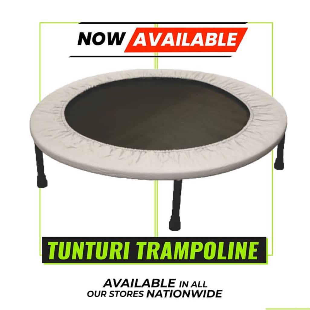 Now Available Trampoline