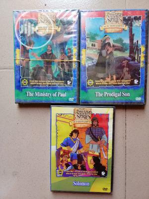 Animated DVD Bible Stories   CDs & DVDs for sale in Lagos State, Egbe Idimu