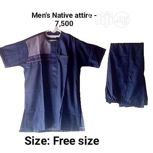 Men's Native Attire Senator   Clothing for sale in Port-Harcourt, Rivers State, Nigeria