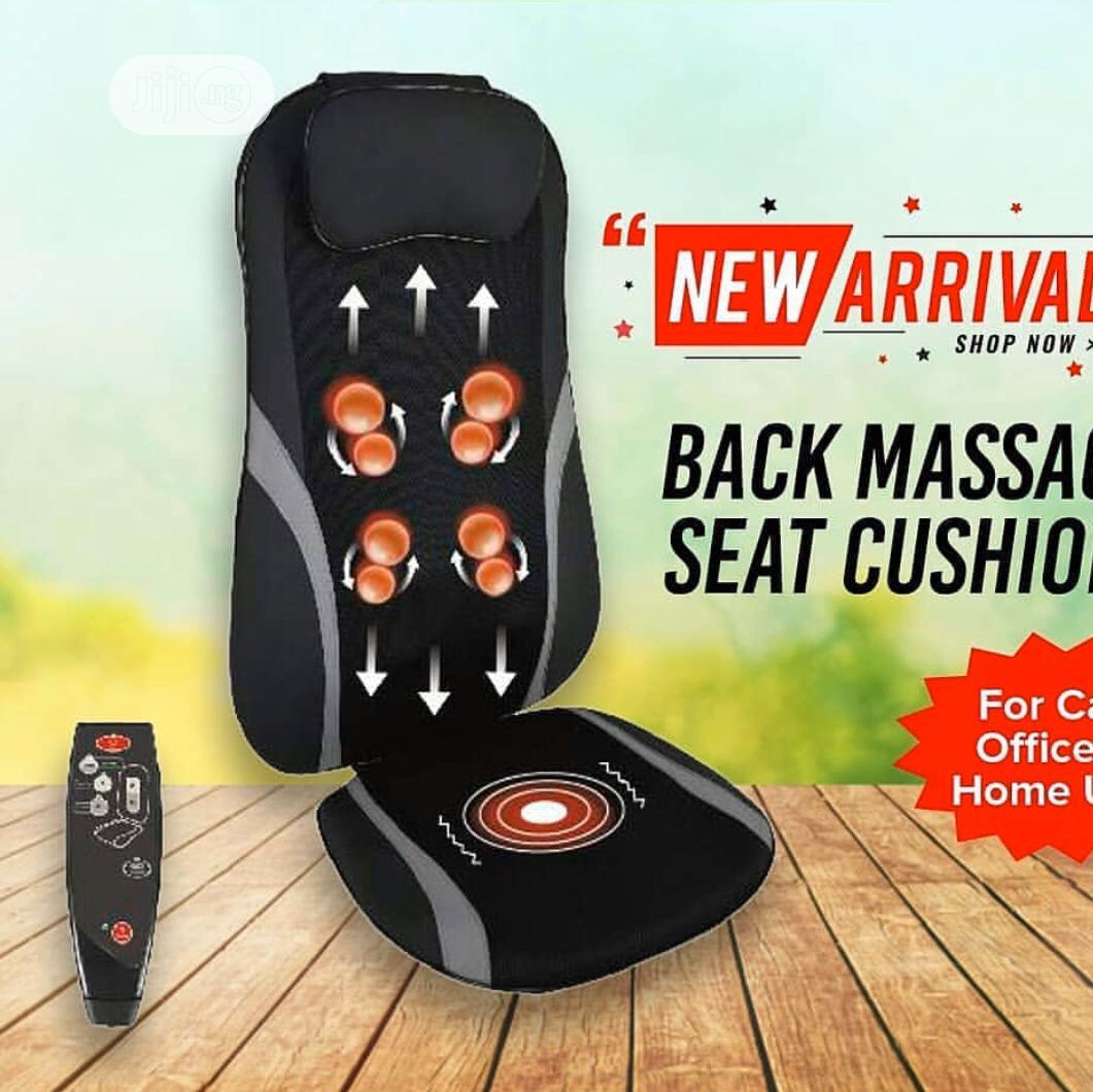 Back Massage And Seat Cushion